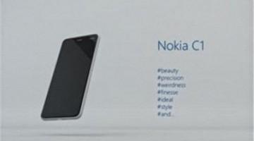 El Smartphone Nokia C1, con Android, sigue en pie el proyecto
