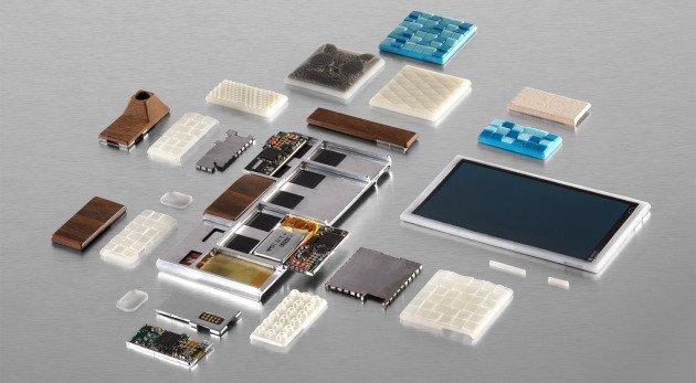 Google añade los chips Nvidia Tegra K1al Project Ara