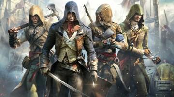 Problemas con el parche de Assassin's Creed: Unity para Xbox One
