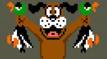 Nintendo trae 'Duck Hunt' Para La Wii U