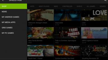 Nvidia SHIELD Hub se actualiza