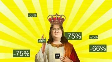 Ya comienza el Steam Holiday Sale