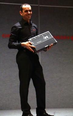 Cherry Revela su teclado MX 6.0, CES 2015-3