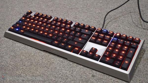 Cherry Revela su teclado MX 6.0, CES 2015