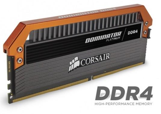 Corsair esta lanzando módulos de memoria DDR4 Dominator Platinum 3400MHz-2