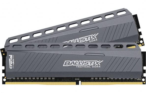 Crucial presenta sus nuevos kit de memorias DDR4 Ballistix Sport-2