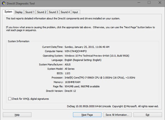 DirectX 12 ya está disponible en Windows 10, apoyará en gran medida las GPU más reciente