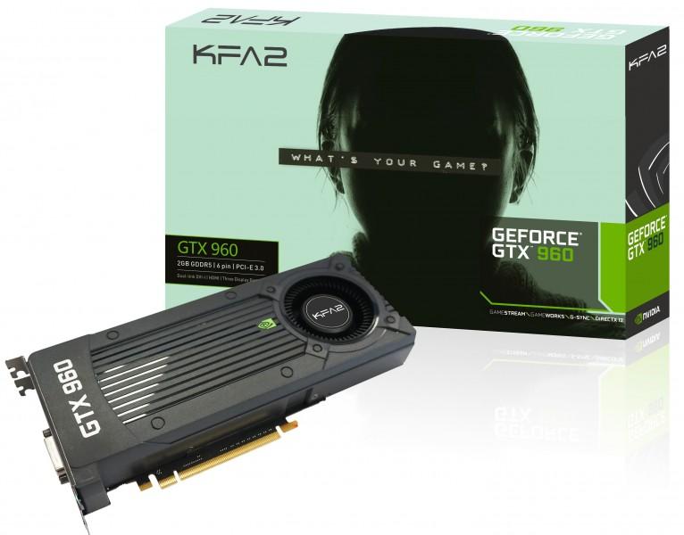 KFA2 GTX 960