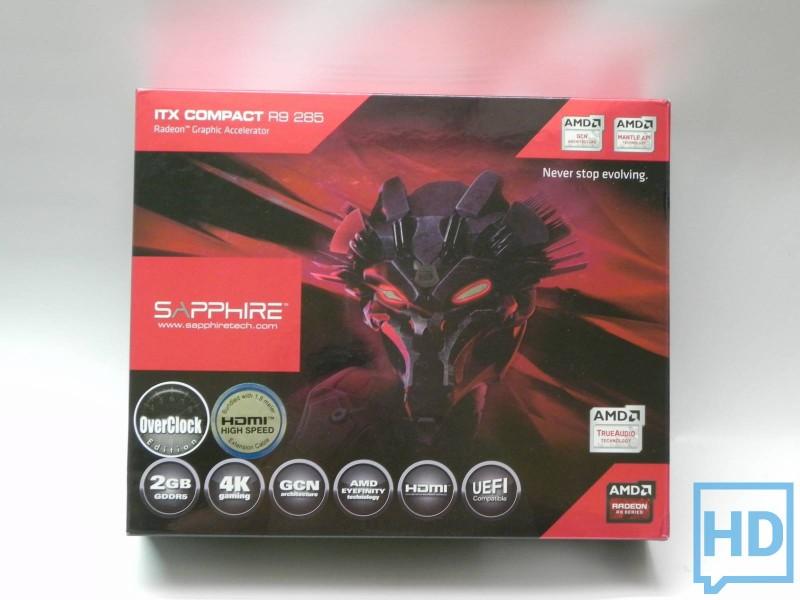 Sapphire Radeon 285 compact-3