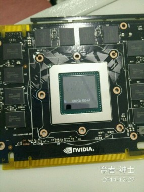 Se muestran fotos del PCB de la GeForce GTX TITAN-X-2