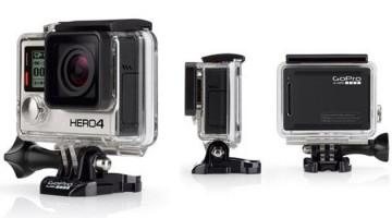 Una Patente de Apple hace que las acciones de GoPro bajen un 12