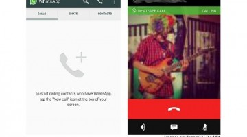 WhatsApp se prepara para su función de llamada de voz