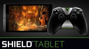 NVIDIA corrige problemas de color en la tablet Shield