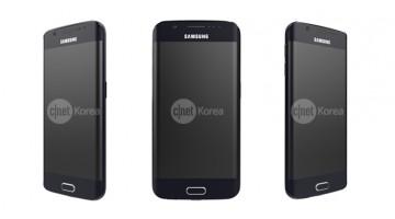 Primeras imágenes oficiales Galaxy S6 Edge