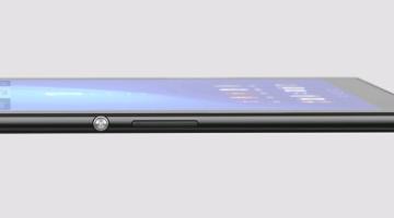 Xperia Z4 Tablet publicada accidentalmente