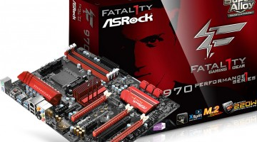 ASRock lanza la Fatal1ty 970 Performance