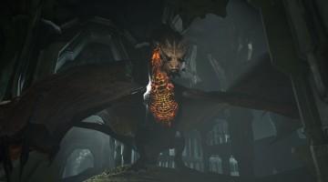 El Hobbit, con el dragón Smaug y la Realidad Virtual, GDC 2015