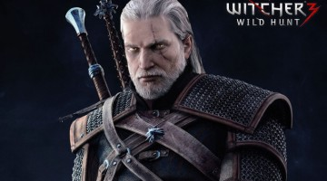 En The Witcher 3, la barba de Geralt crece en tiempo real