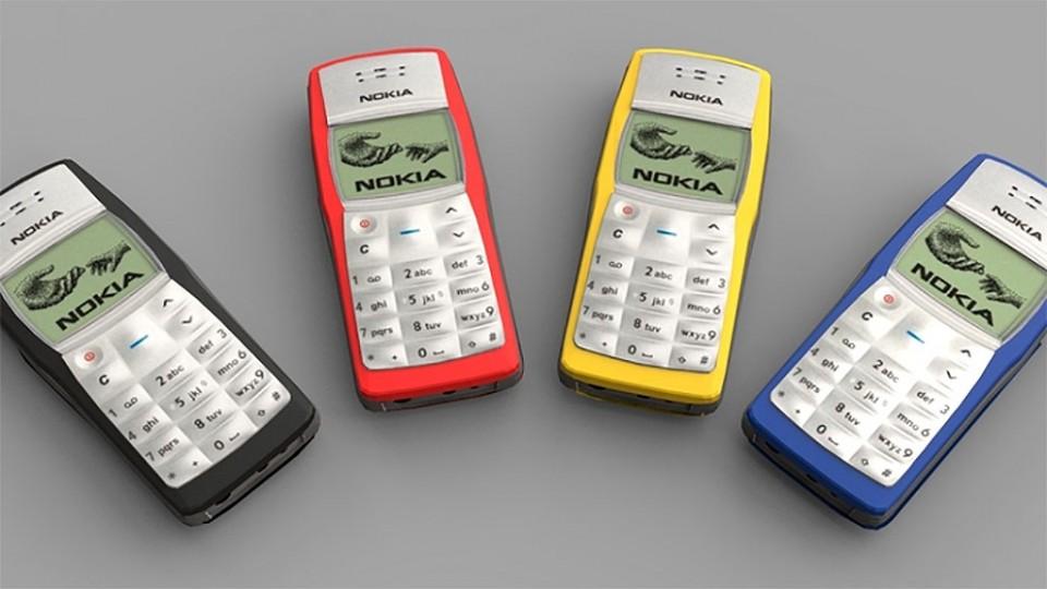 El Nokia 1100 podría ser relanzado en 2016