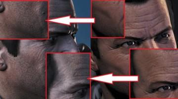 GTA V PC vs PS4, comparación gráfica-4