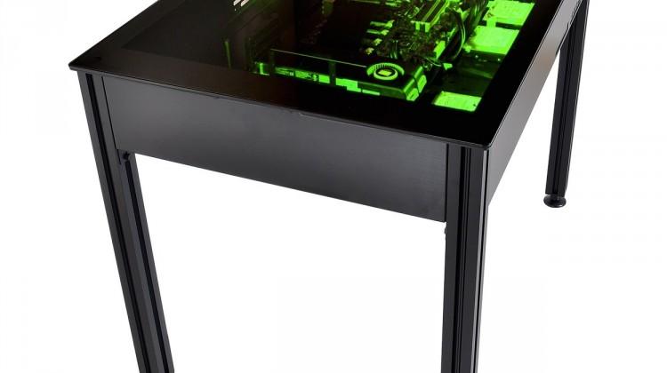 Lian Li muestra sus nuevos gabinetes de PC con formato de escritorio -4