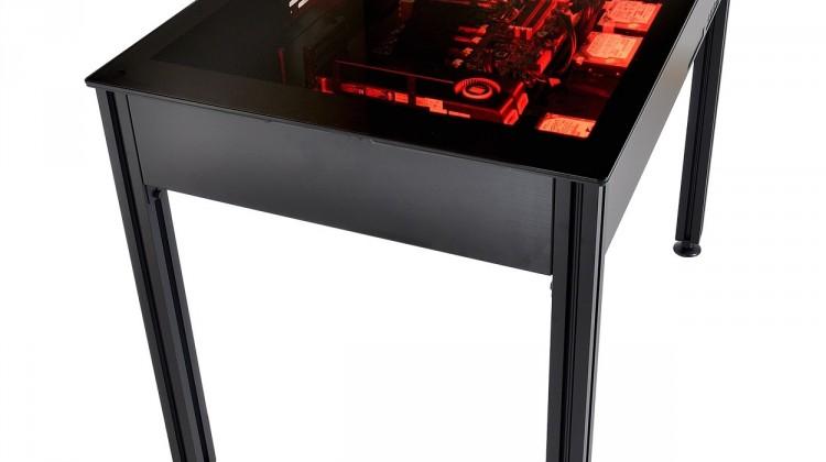 Lian Li muestra sus nuevos gabinetes de PC con formato de escritorio 6