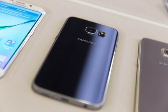 Los Samsung Galaxy S6 de 32GB, solo tienen libre 23GB