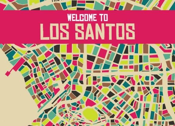 Rockstar acaba de anunciar album musical Welcome to Los Santos