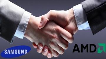 Samsung Supuestamente quiere adquirir a AMD