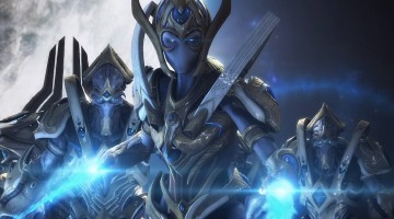 La beta cerrada de StarCraft II: Legacy of the Void comenzó de manera oficial