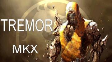 Tremor presente en Mortal Kombat X