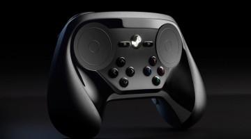 Valve Finaliza el Diseño del Control Steam y lo muestra en el GDC 2015