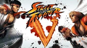 Capcom nos quiere deslumbrar con Street Fighter V
