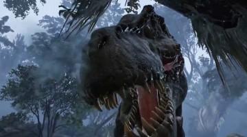 Crytek revive a los dinosaurios con el poder de su motor CryEngine junto a la realidad virtual