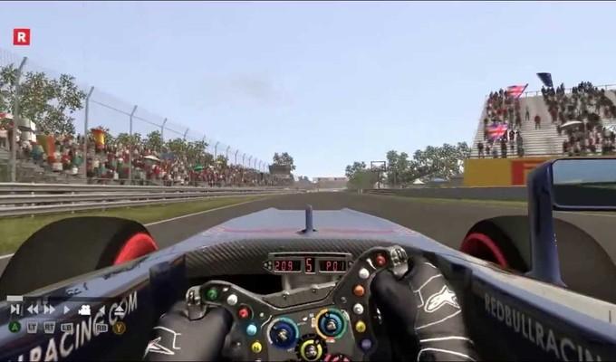 F1 2015 Resolución de 1080p en PS4, 900p en Xbox One, 60fps en ambas consolas