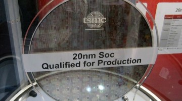 Fabricación de la tecnología FinFET a 16 nm a mitad de año para TSMC