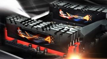 G.Skill lanza el primer kit DDR4 de 128GB a 2800MHz
