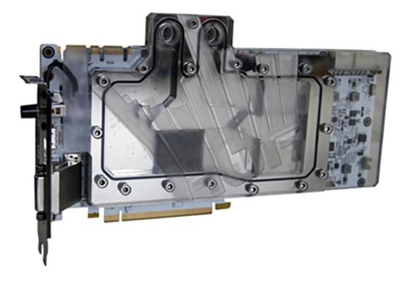GALAX lanza las KFA2 GeForce GTX 970 y 980  HOF Watercooled Costum Edition-2