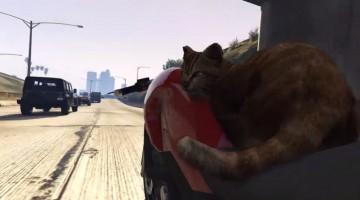 GTA V Animal Apocalypse Mod