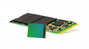 Intel 3D NAND, tan finas como una hoja de papel