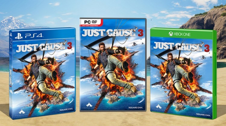 Just Cause 3 tendrá su primer video el 28 de abril