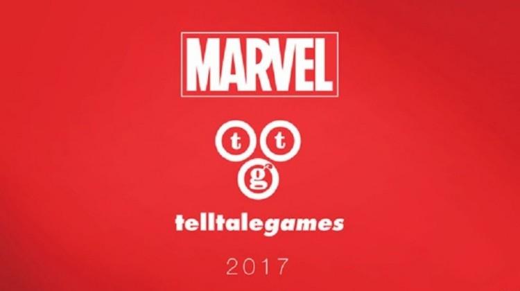Marvel y Telltale Games trabajan en un Nuevo Juego para 2017