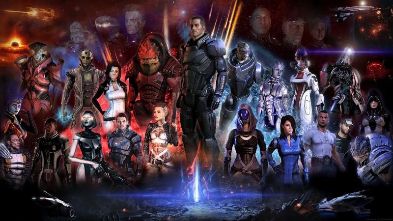Mass Effect 4 llegara con una calidad impresionante