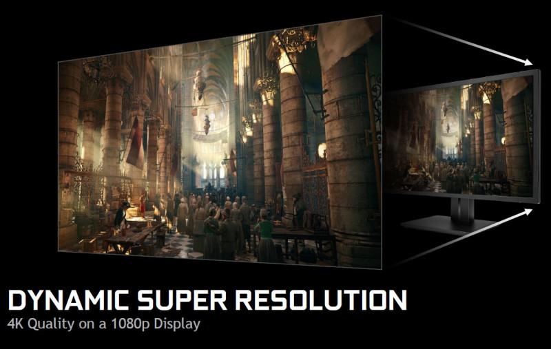 Nvidia Dynamic Super Resolution