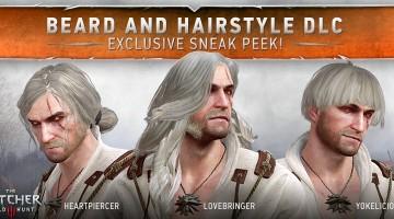 The Witcher 3 lanzara un DLC de peinados