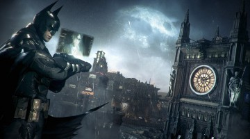 Batman Arkham Remastered seria anunciado en la E3 2015
