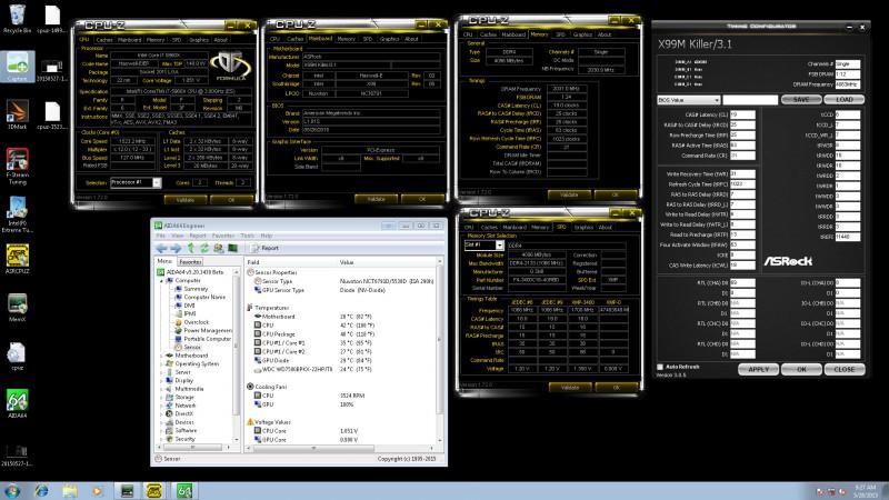 G.SKILL DDR4 rompe record de overclock con memorias DDR4, 4062 MHz