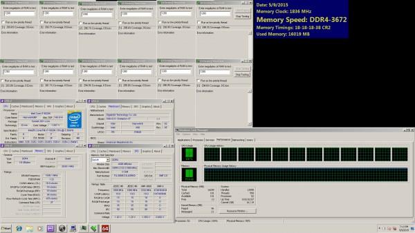 G.Skill anuncia sus memorias RAM DDR4 Ripjaws a una frecuencia de 3666MHz-2