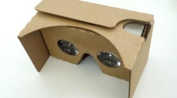 Google Cardboard 2.0, Google IO 2015
