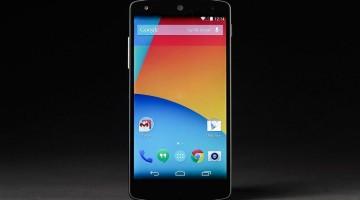Google garantizara dos años de actualización de Software para sus productos Nexus